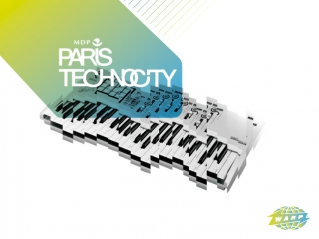 Paris Techno City