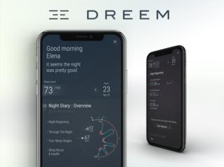 Dreem App – UX & UI Design